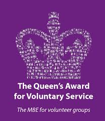 The Queens's Award for Voluntary Service to Recovery Republic Heywood